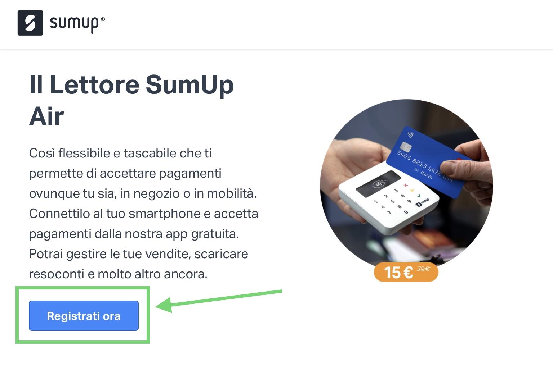 Passo1-OrdinareSumUp