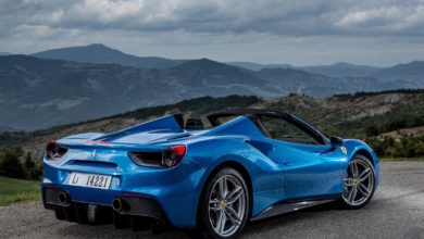 Photo of Ferrari 488 Pista Spider, la più potente scoperta del Cavallino