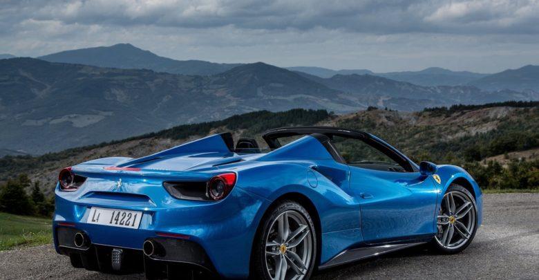 Photo of Ferrari 488 Pista Spider, la più potente scoperta del Cavallino